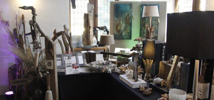 Eindrücke vom Österlichen Kunsthandwerkermarkt im März 2017