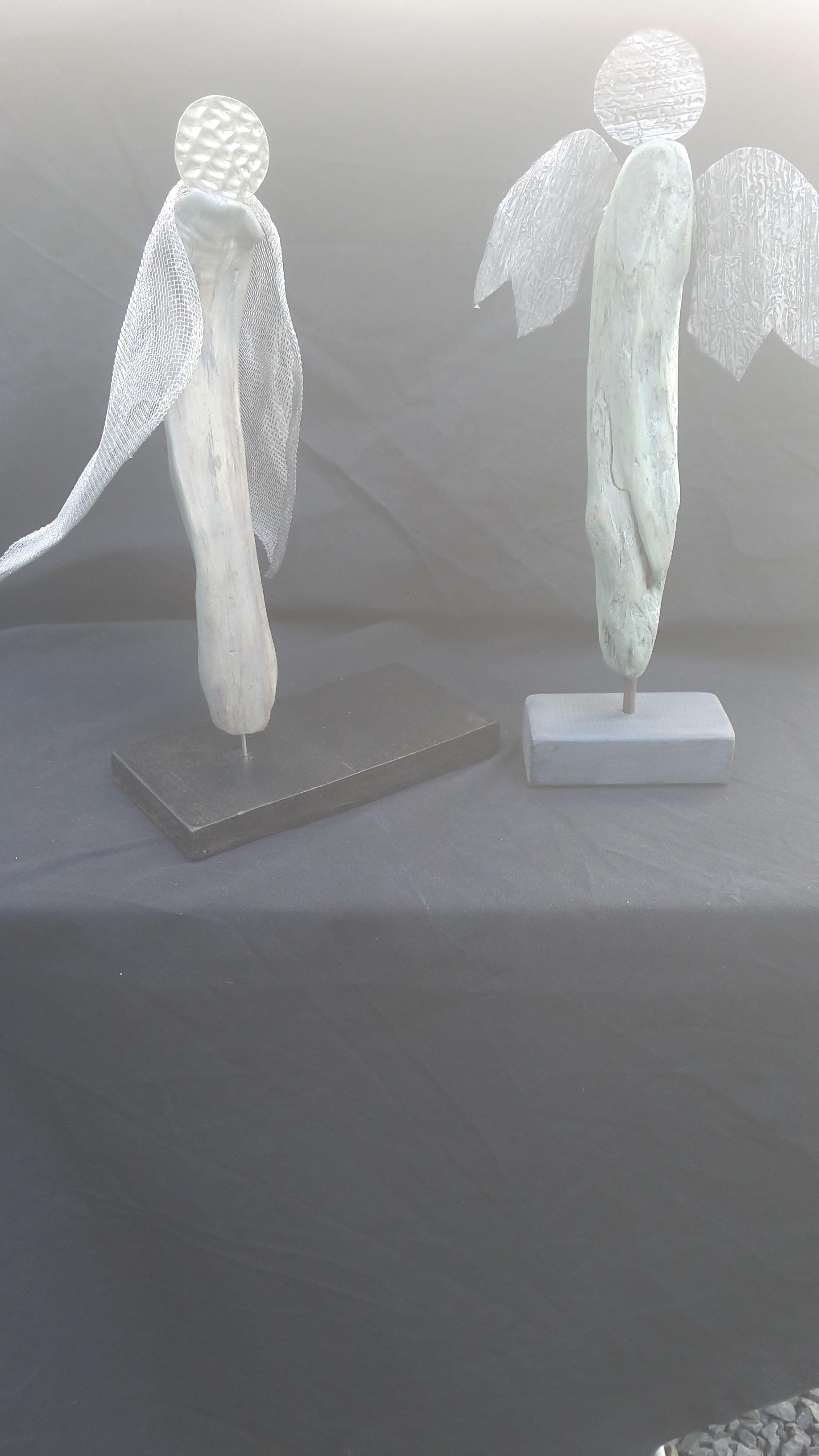 weihnachten-engel-skulpturen-selber-machen - werkraum 107